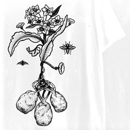 Design a T-Shirt for our Jacketz Baked Potato Shop Amsterdam